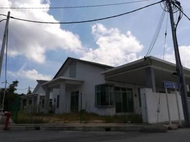 Rumah idaman baru di jalan bypass dekat IM UIAM Permatang Badak