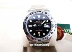 Rolex Explorer II-216570-Lux Watch