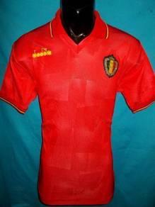 Belgium 1992-1994 home jersey S