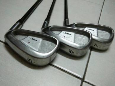 Golf Taylormade RAC #5#6#7 Graphic Iron