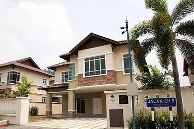 Vista Mas Bungalow Corner Unit Cheras Hartamas Below Market Price