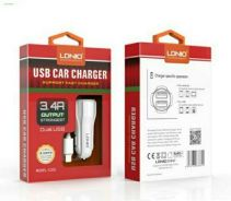Ldnio 3.4A 2USB Car Charger