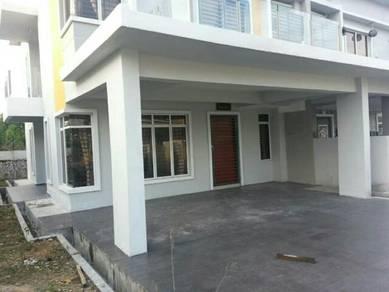 New 2sty Semi D for rent at Taman Pinang Gading