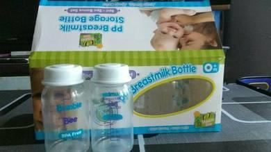 Bumble Bee Breastmilk storage bottle