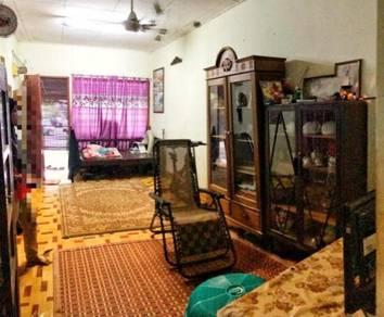 Single storey terrace bandar kinrara 4 (bk4) for sale