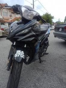 2011 Yamaha lc135es tahun