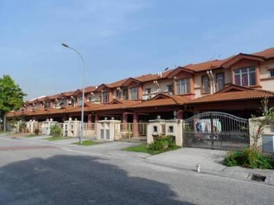 2 Storey Terrace in Canal Garden Kota Kemuning for Sale