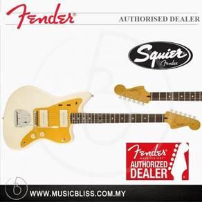 Fender Squier J Mascis Jazzmaster Guitar (White)