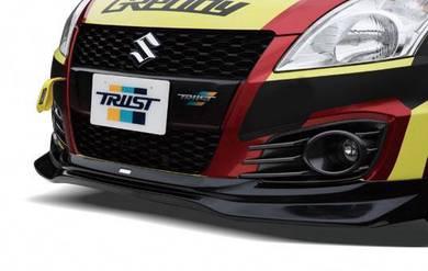 Greddy Front Bumper Lip Spoiler New Suzuki Swift