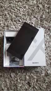 Sony Xperia XZ Fullset Box Bebas Calar