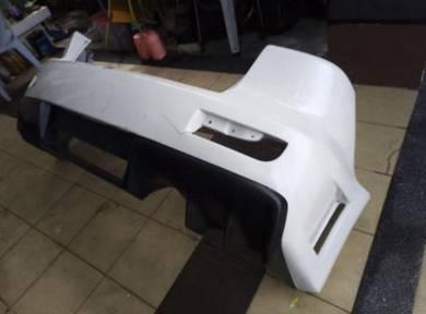 Bumper fq400 fiber