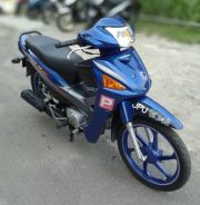 2013 - Honda Wave DX 110 - ( On The Road )