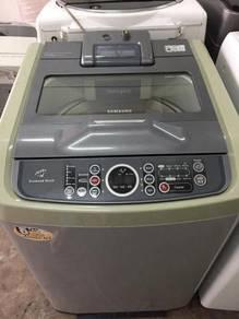 Mesin basuh samsung 11kg washing machine top