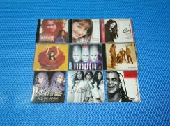 Assorted CD Single/E.P./Sampler Melayu Audio CD #6