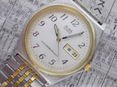 Vintage Alba Gent Watch Japan
