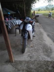 Mencari motor utk kegunaan harian bini