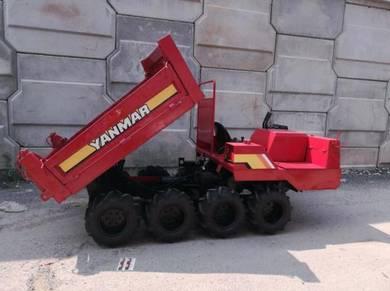 Imported Used Yanmar Dumper YFW20