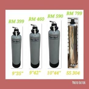 Water Filter / Penapis Air SIAP PASANG 8k1k