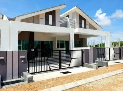 Gopeng Country Home New Single Storey Terrance House 20x80