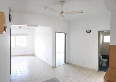 Prisma Perdana Apartment, Corner Unit, Taman Midah, Cheras, KL