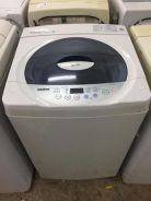 Lg 7kg washing machine at mesin basuh top big