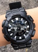 Watch- Casio G SHOCK JACKET GA110BT-1 -ORIGINAL