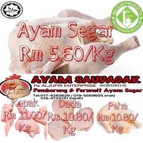 Ayam Segar Borong