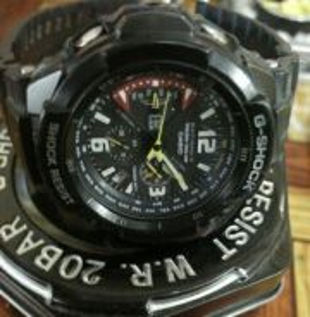 G-shock gw-3000b