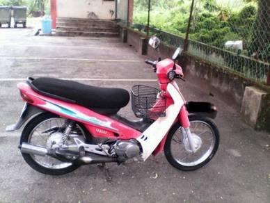 Yamaha sport 2 - 2001