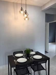 Cengal Apartment nr Sri Permaisuri, lrt, Salak Selatan, HUKM, Cheras