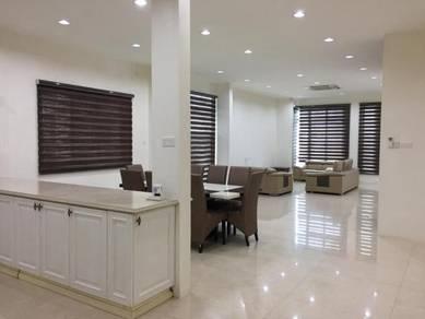 2 half Story Semi-D House For Rent, Pujut 7C Miri