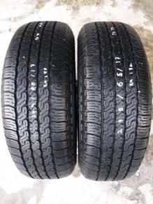 Tayar 245/65/Rim17 Toyo SUV/4x4