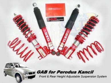 PERODUA KANCIL 100% Original GAB Adjustable