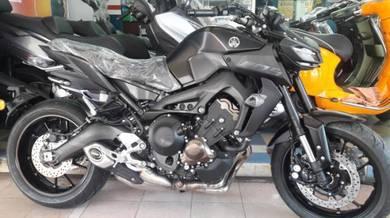 New Yamaha MT09 2018