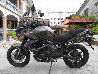 Kawasaki Versys 650 Muka rm1000
