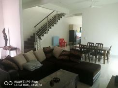 Permatang Sanctuary ,Santuari Garden, ALMA 2 semi d_Fully Furnished_