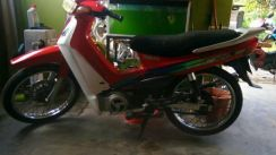 Yamaha ss110 utk di jual