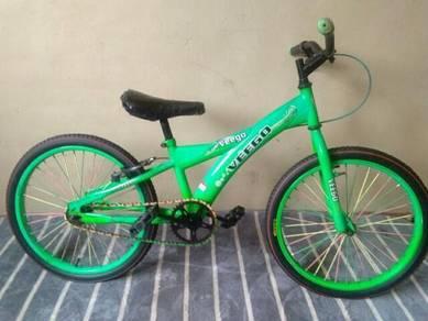 Basikal size 20