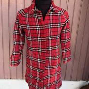 Authentic Preloved Pierre Cardin Checkered Parka