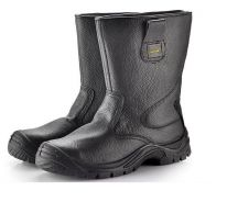 Black Boots With CE Approved