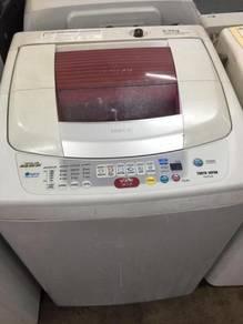 Toshiba red 8.5kg at mesin basuh washing machine