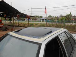 Sunroof 2 step Japan Proton Iswara
