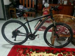 Merida big seven 750 mountain bike