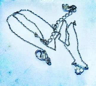 Swaroski Crystal pendant