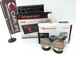 NAKAMICHI Full Range Gold Limited Audio Package