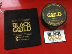 Pomade Black Gold
