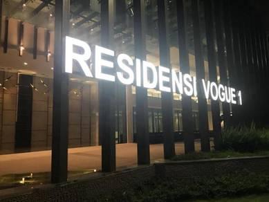 Condominium Residensi Vogue 1 KL Eco City Bangsar