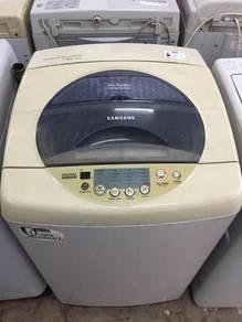 Samsung top washing machine 6.5kg mesin basuh