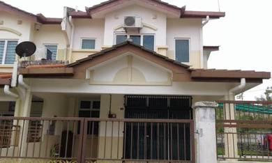 [Corner Lot/Below Market Value] Double Storey Terrace Taman Sri Gading