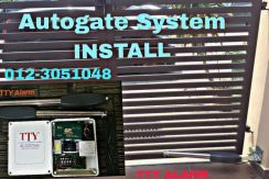 Italy Technology Automatic Gate Package